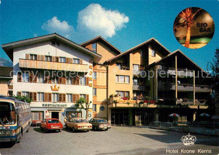 Kerns Hotel Krone Rio Bar Kerns