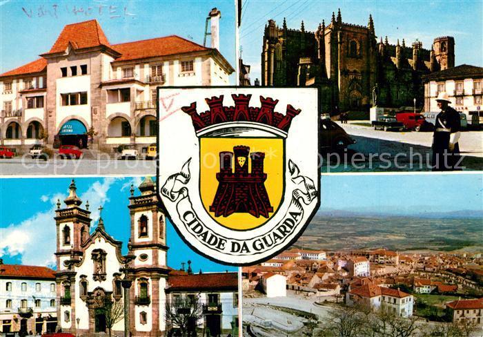 Guarda_Portugal Cicade da Guarda Panorama Hotel Guarda Portugal