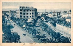 AK / Ansichtskarte Sfax Place Jerome Fidelle Sfax