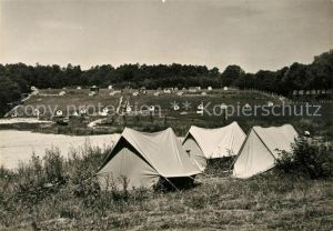 AK / Ansichtskarte Lipie Campingplatz Ferienhaeuser