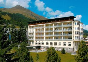 AK / Ansichtskarte Davos_Dorf_GR Hotel Mon Repos Davos_Dorf_GR