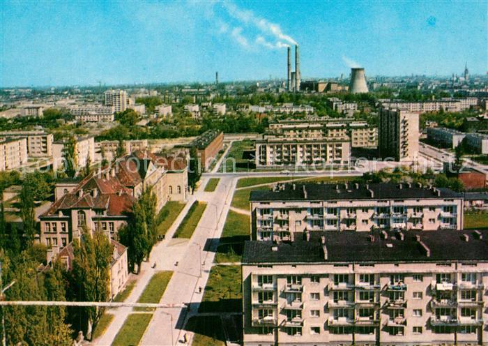 AK / Ansichtskarte Lodz Widok ogolny Lodz