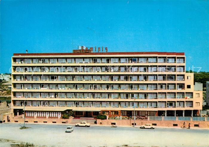AK / Ansichtskarte El_Arenal_Mallorca Hotel Geminis El_Arenal_Mallorca