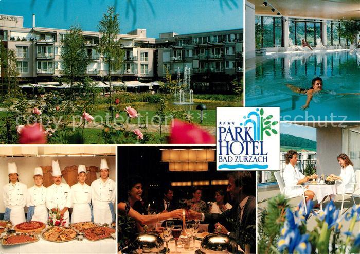 AK / Ansichtskarte Bad_Zurzach Parkhotel Bad_Zurzach