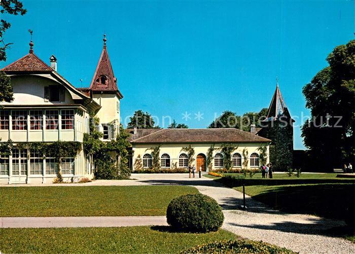 AK / Ansichtskarte Celigny Institut Oeucumenique de Bossey Celigny