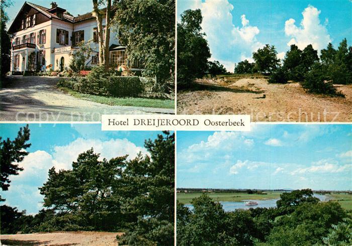 AK / Ansichtskarte Oosterbeek Hotel Dreijeroord Oosterbeek