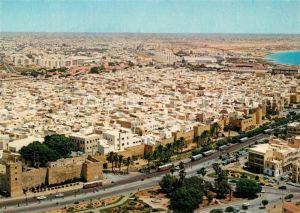 AK / Ansichtskarte Sfax Fliegeraufnahme Sfax
