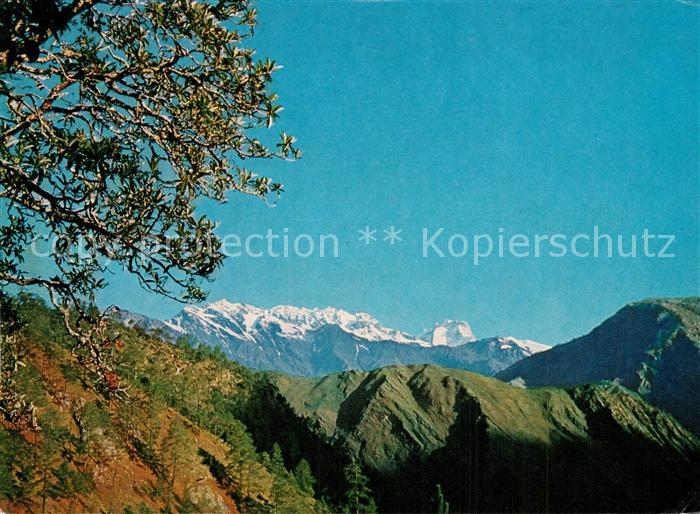 AK / Ansichtskarte Himalaja Coutesy Samba D. Pant Himalaja