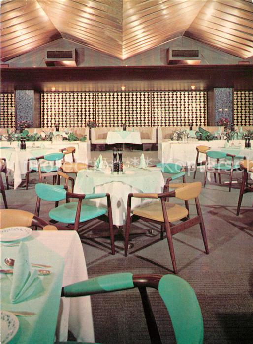 AK / Ansichtskarte Tokyo Grill Restaurant International Airport Tokyo