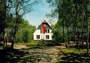 AK / Ansichtskarte Bennekom Natuurvriendenhuis De Kleine Boschbeek Bennekom