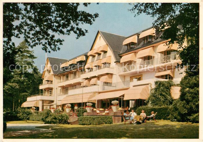 AK / Ansichtskarte Oosterbeek Hotel Restaurant De Bilderberg Oosterbeek