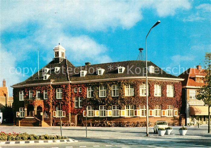 AK / Ansichtskarte Valkenswaard Gemeentehuis Valkenswaard