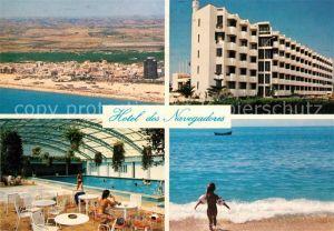 AK / Ansichtskarte Monte_Gordo Hotel des Navegadores Monte Gordo