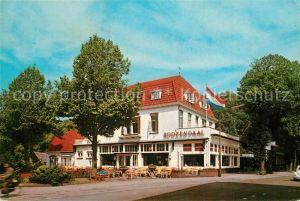 AK / Ansichtskarte Overveen Hotel Restaurant Roozendaal Overveen
