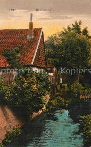 AK / Ansichtskarte Peine Kniepenburg Peine