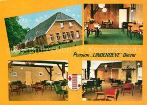 AK / Ansichtskarte Diever Pension Lindehoeve Diever