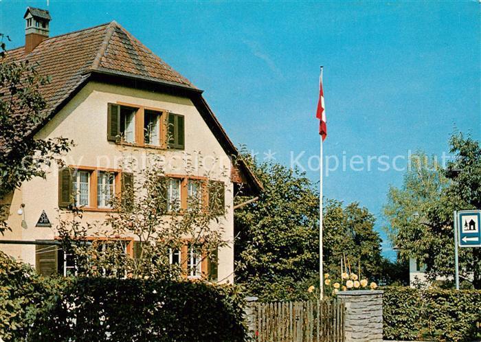 AK / Ansichtskarte Beinwil_See Jugendherberge Beinwil See