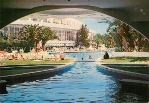 AK / Ansichtskarte Hammamet Hotel Phenicien Hammamet