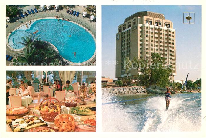 AK / Ansichtskarte Sharjah_ Hotel Holiday International Sharjah_
