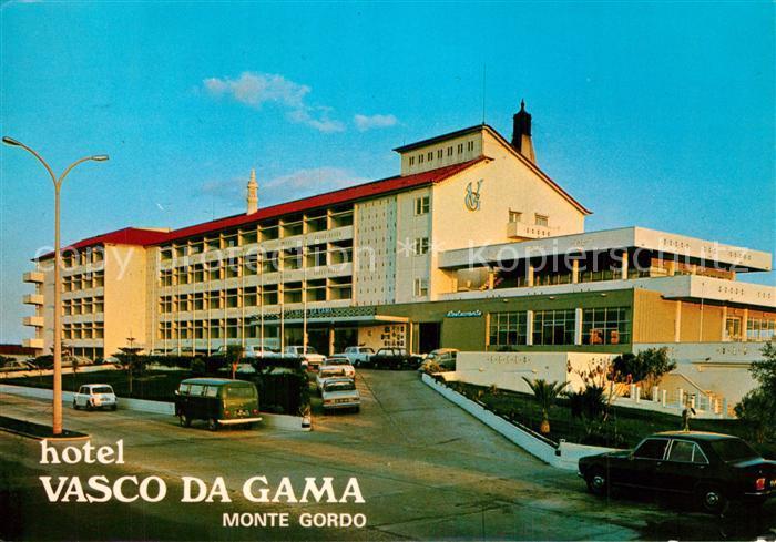 AK / Ansichtskarte Monte_Gordo Hotel Vasco da Gama Monte Gordo