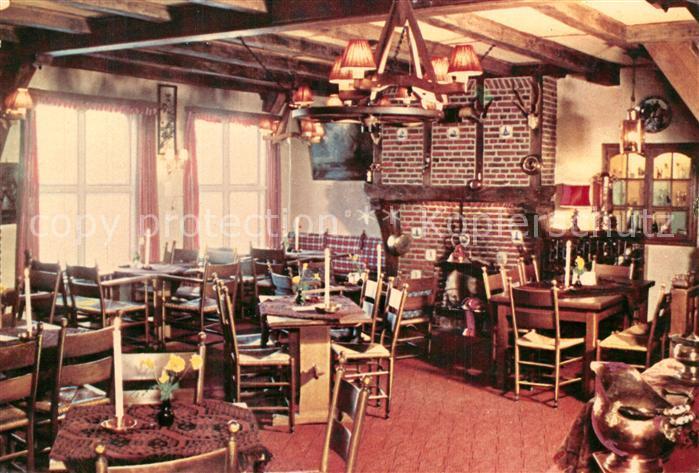 AK / Ansichtskarte Harderwijk Cafe Restaurant De Boterlap Harderwijk