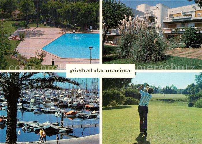 AK / Ansichtskarte Algarve pinhal da marina Apartamentos Turisticos Algarve