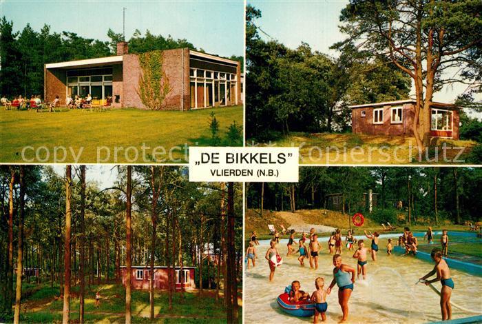 AK / Ansichtskarte Vlierden De Bikkels Vlierden