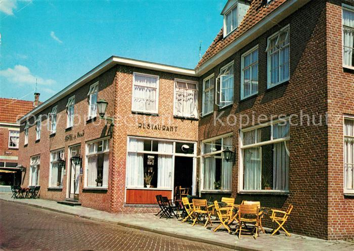 AK / Ansichtskarte Ootmarsum Hotel Cafe Restaurant van der Maas Ootmarsum