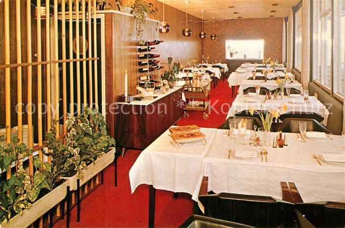 AK / Ansichtskarte Delfzijl Eemshotel Restaurant Delfzijl