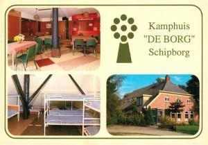 AK / Ansichtskarte Schipborg Kamphuis De Borg Schipborg