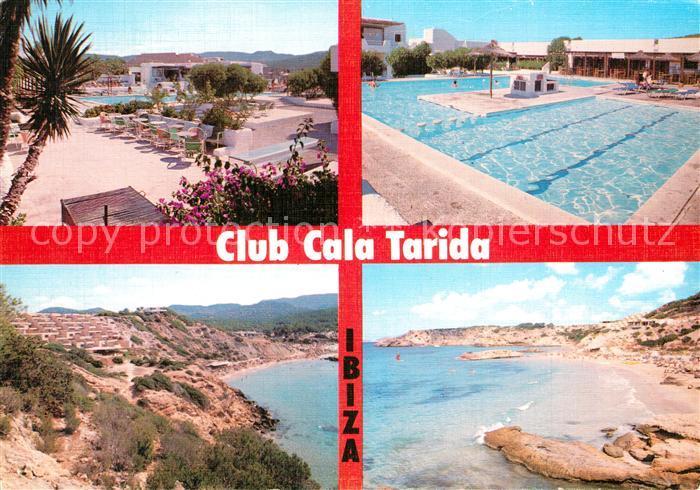 AK / Ansichtskarte Cala_Tarida Club y Apartamentos Cala Sol Swimming Pool
