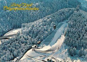 AK / Ansichtskarte Ski Flugschanze Berg Isel Olympiaschanze