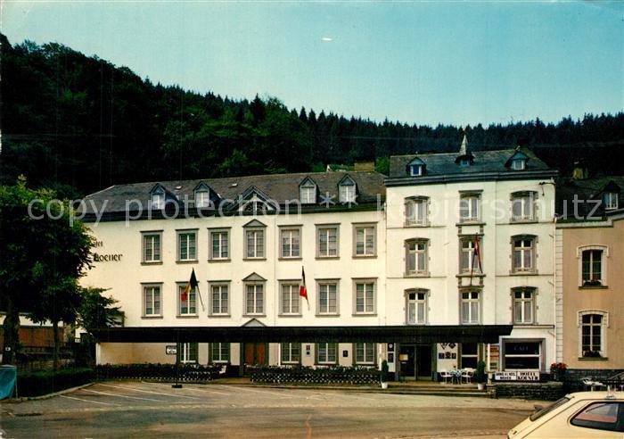 AK / Ansichtskarte Clervaux Hotel Koener Clervaux