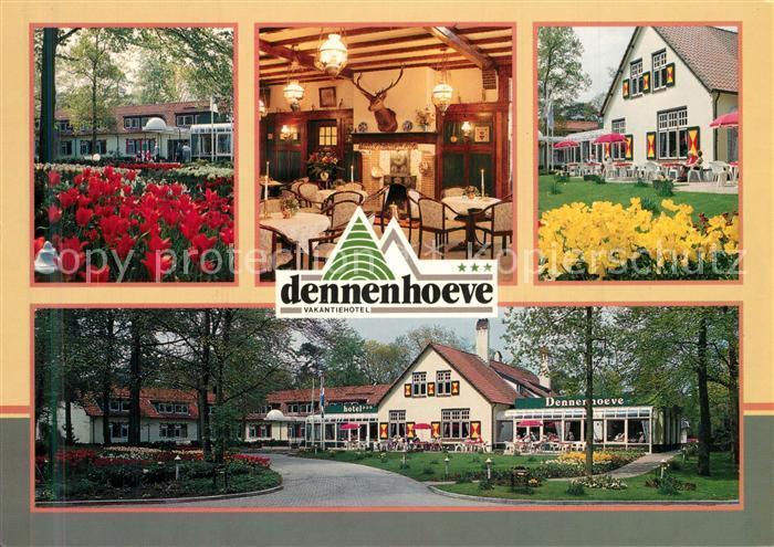 AK / Ansichtskarte Nunspeet Vakantiehotel Dennenhoeve Nunspeet