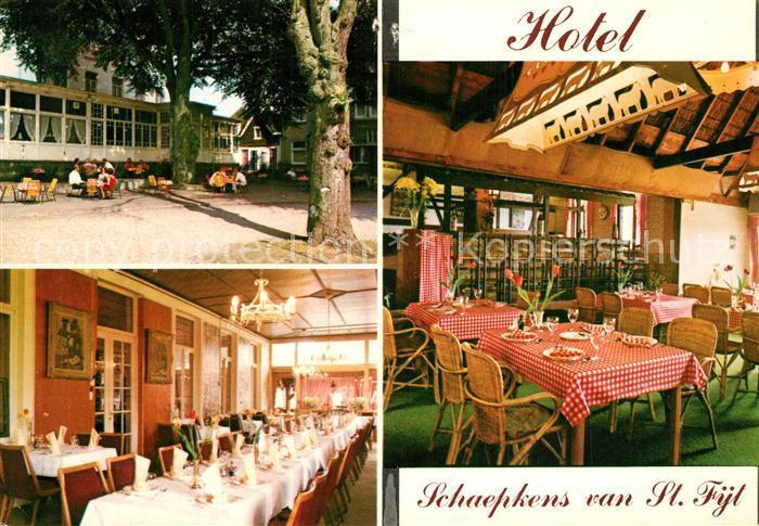 AK / Ansichtskarte Valkenburg_aan_de_Geul Hotel Schaepkens van St Fijt Restaurant Valkenburg_aan_de_Geul