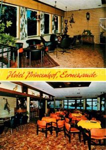 AK / Ansichtskarte Eernewoude Hotel Princenhof Restaurant Eernewoude