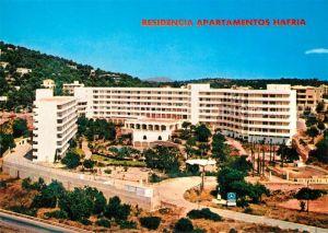 AK / Ansichtskarte Portals_Nous Residencia Apartamentos Hafria