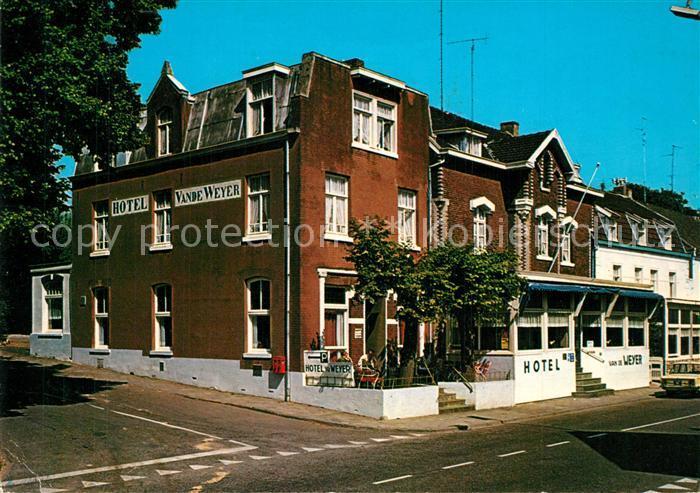 AK / Ansichtskarte Houthem_Niederlande Bondshotel van de Weyer Houthem_Niederlande