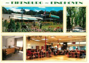 AK / Ansichtskarte Eindhoven_Netherlands Eikenburg Pensionat Restaurant Eindhoven_Netherlands