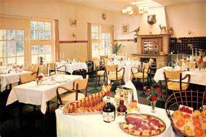 AK / Ansichtskarte Hollandsche_Rading Hotel Cafe Restaurant Fazentenhof Hollandsche_Rading