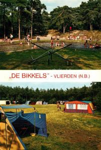 AK / Ansichtskarte Vlierden Camping De Bikkels Swimming Pool Kinderspielplatz Vlierden