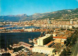 AK / Ansichtskarte Toulon_Var Vue de la Rade Toulon_Var
