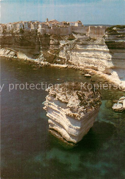 AK / Ansichtskarte Bonifacio_Corse_du_Sud Panorama Bonifacio_Corse_du_Sud