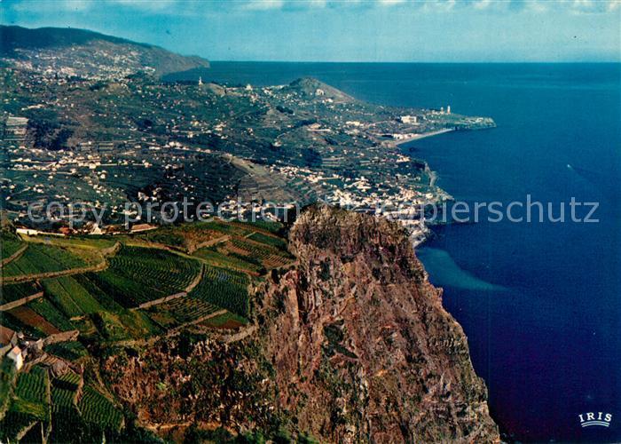 AK / Ansichtskarte Cabo_Girao Mais alto promontorio do mundo Cabo_Girao