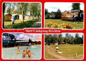 AK / Ansichtskarte Dronten Surfcamping Riviera Veluwemeer