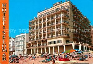 AK / Ansichtskarte Benidorm Hotel Selomar Benidorm
