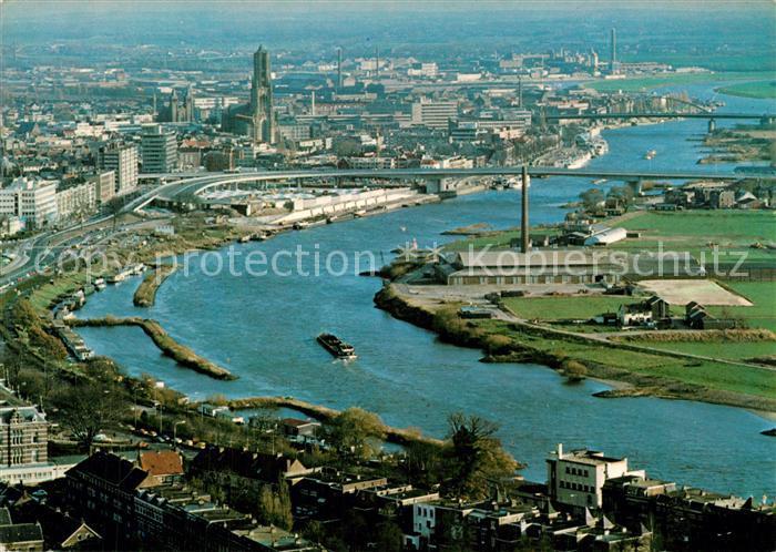 AK / Ansichtskarte Arnhem Roermondspleinbrug Arnhem