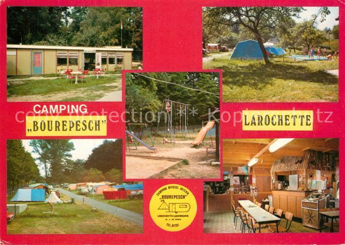 AK / Ansichtskarte Larochette_Luxembourg Camping Bourepesch  Larochette Luxembourg