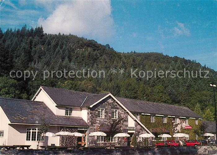 AK / Ansichtskarte Gwynedd_Wales Waterloo Hotel and Motel Gwynedd_Wales
