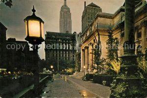 AK / Ansichtskarte Library_Bibliothek New York 5th Avenue Library Bibliothek